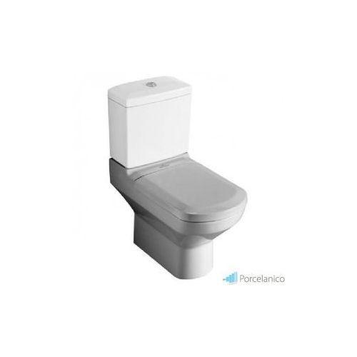 Villeroy&boch V&b sentique, miska ustepowa lejowa do wc-kompaktu, 375 x 695 mm, odplyw poziomy, model stojacy, we (4022693901866)