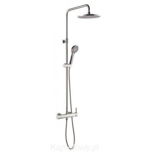 RHAPSODY zestaw prysznicowy z baterią naścienną R139 (8590913830921)