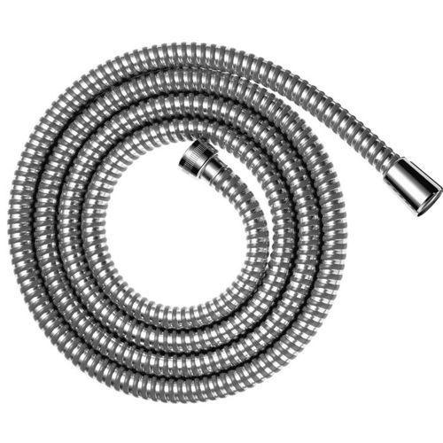 wąż prysznicowy z imitacją powierzchni metalicznej metaflex 160cm, 28266000 marki Hansgrohe