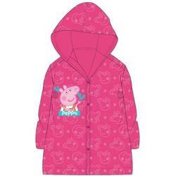 Płaszcz przeciwdeszczowy z kapturem peppa pig świnka peppa marki Licencja