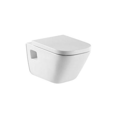 Gap miska wc podwieszana biała - a346477000 marki Roca