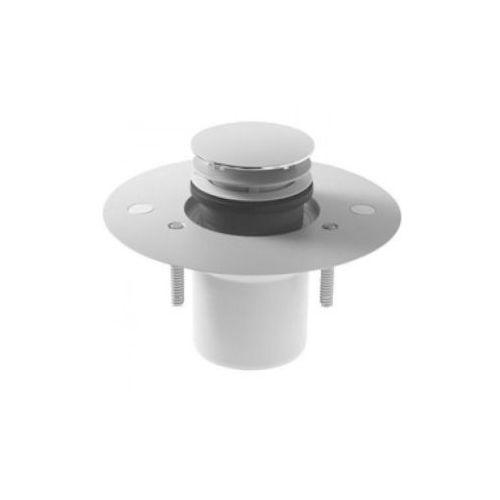 duraplan syfon do brodzików montowanych w podłodze chrom 790262000001000 marki Duravit