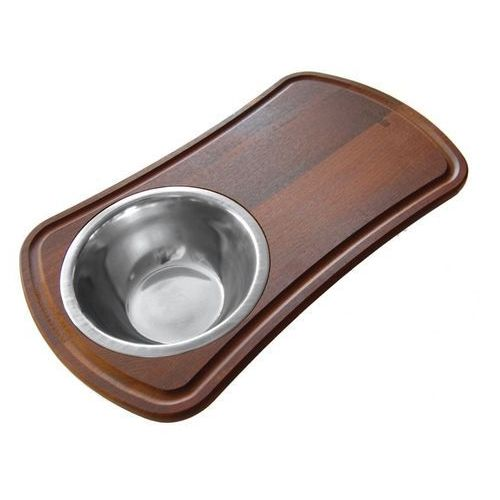Deska do zlewozmywaków cornetto drewniana drewno ciemne + zamów z dostawą w poniedziałek! marki Deante