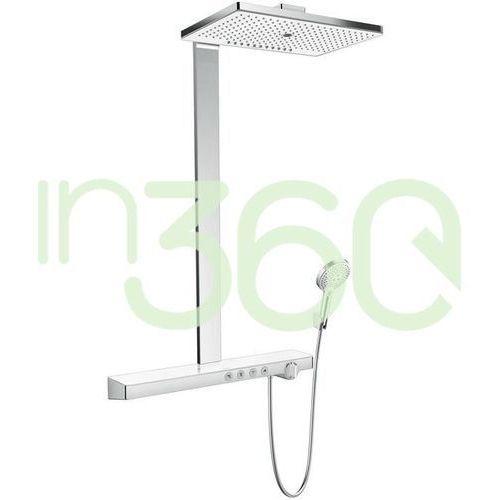 Hansgrohe Rainmaker Select Komplet prysznicowy 460 3jet biały/chrom 27106400