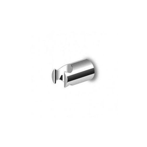 Zucchetti on mosiężny uchwyt słuchawki, bez regulacji, stal szczotkowana z93781.c3