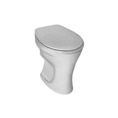 ecco/eurovit miska wc stojąca z półką biała v310601 marki Ideal standard