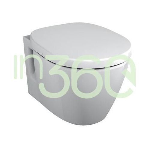 Ideal standard connect miska wc wisząca 54cm biała e803501