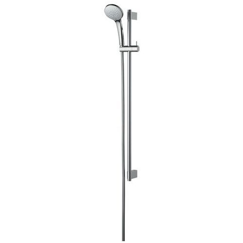 Ideal standard idealrain pro m3 zestaw natryskowy z trzyfunkcyjną słuchawką 100mm, drążek 900mm b9836aa