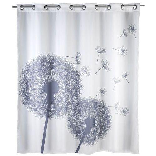 Wenko Zasłona prysznicowa astera flexi, tekstylna, 180x200 cm,
