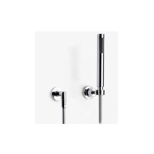 Dornbracht tara. zestaw prysznicowy czarny mat 27802892-33