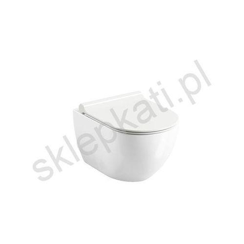 miska ceramiczna wisząca wc uni chrome rimoff x01535 marki Ravak