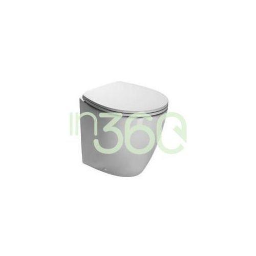 Catalano velis miska wc stojąca 50x37 +śruby mocujące (z3440) biała 1vp5000