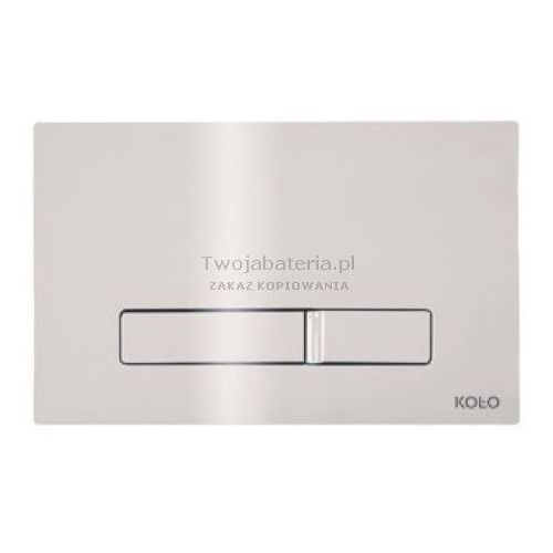 Koło Elegant przycisk spłukujący 94151002