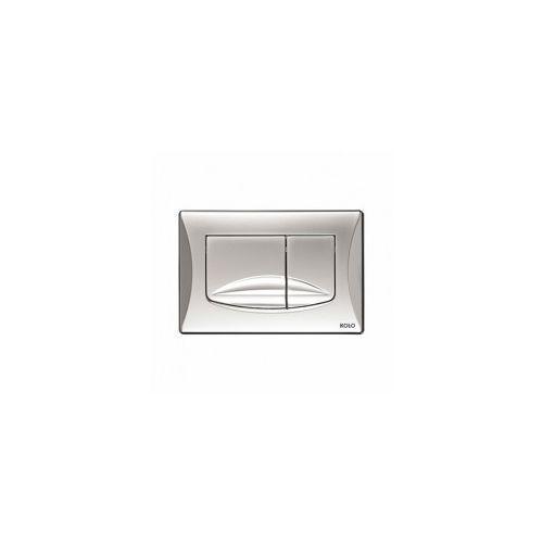 Koło slim basic przycisk spłukujący, biały 94184-001