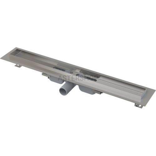 Odpływ podłogowy 750 mm z obramowaniem do pełnego rusztu APZ106-750 (8595580505196)