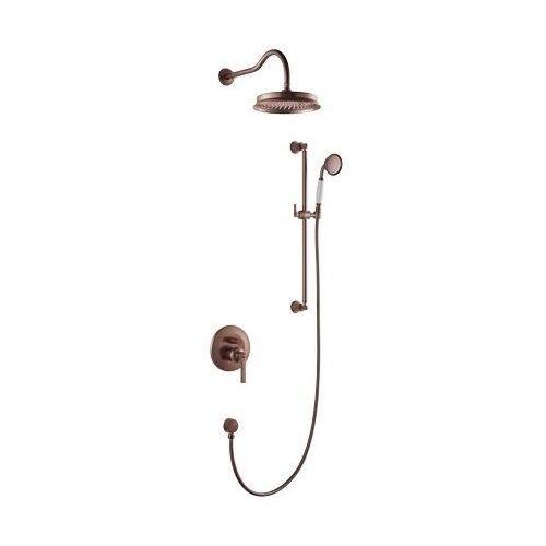 Zestaw prysznicowy armance sys am20 orb marki Omnires