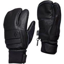 Black Diamond Spark Finger Gloves, czarny L 2021 Rękawice wyczynowe