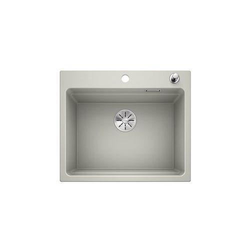 etagon 6 silgranit puradur perłowoszary, korek auto., infino, szyny - perłowoszary \ automatyczny marki Blanco