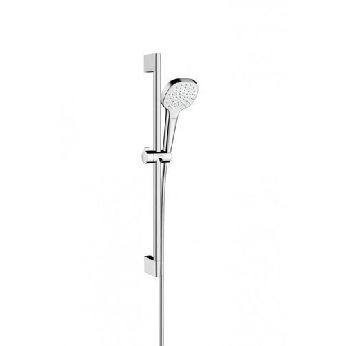 Select Hansgrohe zestaw prysznicowy croma select e 1jet 065m biały/chrom - 26584400, 26584400