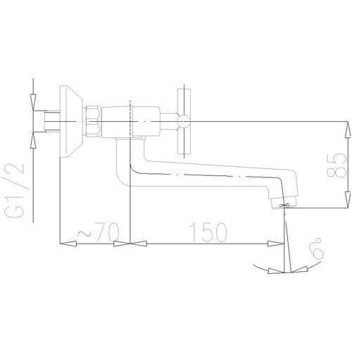 Bateria KFA Symetric 340-810-00