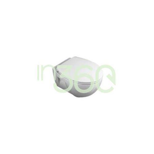 Catalano New Light Miska Wc wisząca 52x37 biała 1VSLI00