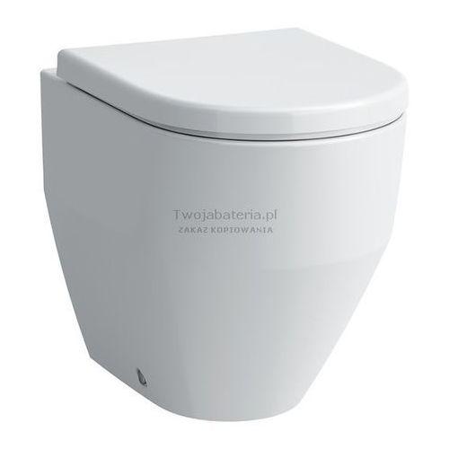 pro a miska wc stojąca rimless bez powłoki h8229560000001 marki Laufen