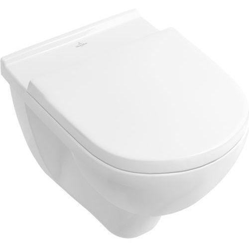 Villeroy & Boch miska wc + deska wolnoopadajaca Ceramic Plus Onovo 5660HRR1