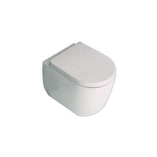 Kerasan Flo miska WC stojąca 48 biała 311401