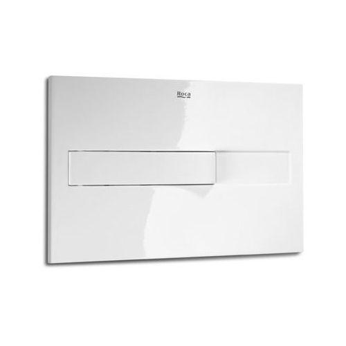 Roca pl2 przycisk single 1-funkcyjny biały a890096100 (8414329900521)