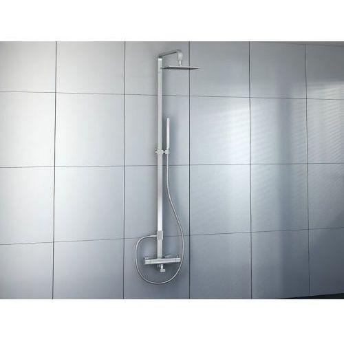 zestaw prysznicowy natynkowy termostat qw273f foxal marki Kohlman