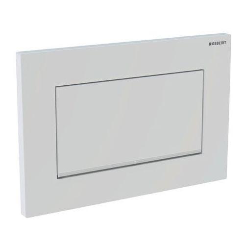 Geberit przycisk uruchamiający biały/ chrom błyszczący/biały Sigma 30 1M 115.893.KJ.1
