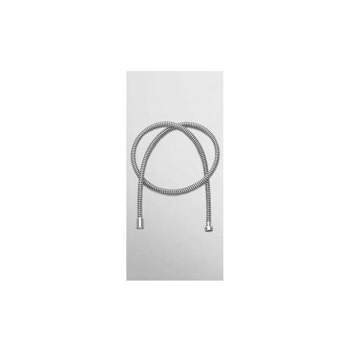 """wąż prysznicowy plastikowy. 1/2"""" x 3/8"""" x 1,2 m. do art. z.282 z93290 wyprodukowany przez Zucchetti"""
