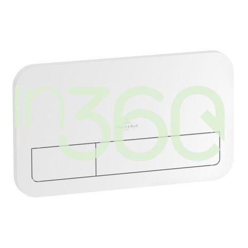 viconnect przycisk szkło glossy white 922400re marki Villeroy & boch