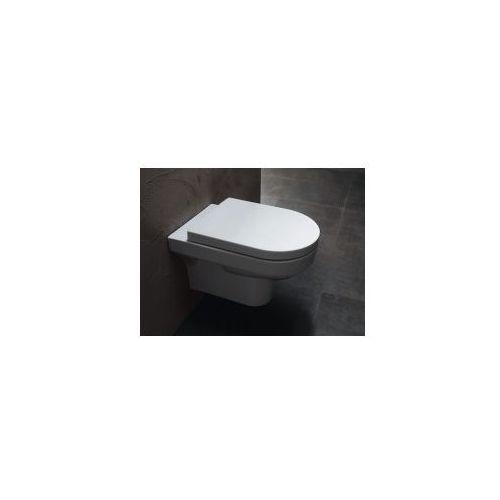 ESTE Miska WC wisząca + deska duroplast wolnoopadająca