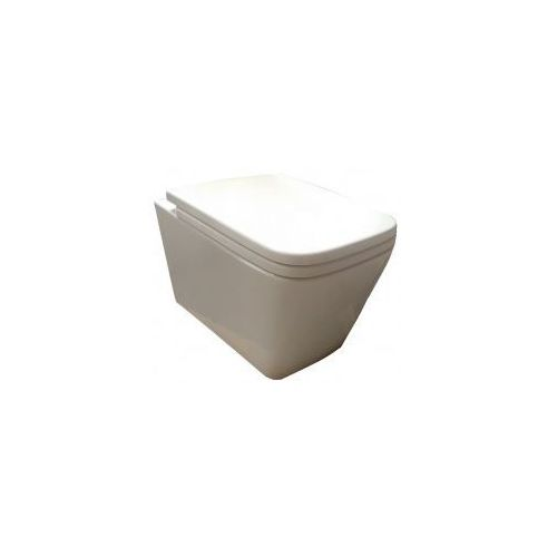 QUADRO SLIM Miska WC wisząca + deska duroplast wolnoopadająca, miska_quadro_duroplast