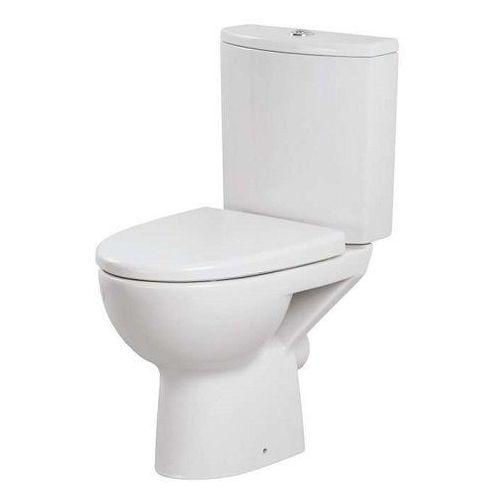 CERSANIT PARVA Kompakt WC z deską duroplast, odpływ pionowy K27-003, K27-003