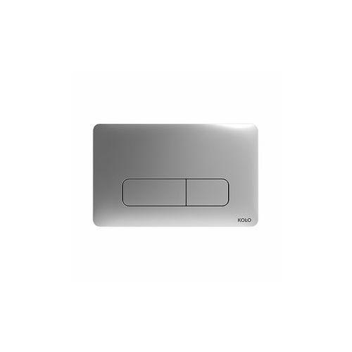 Koło Nova Pro przycisk spłukujący, chrom mat 94160-003, 94160003