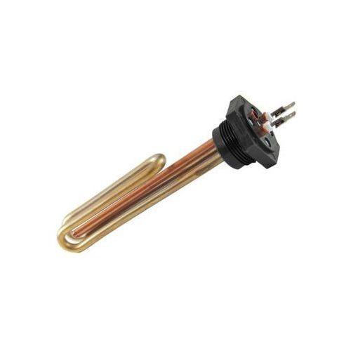 """Elektromet Grzałka elektryczna 1 1/4"""" 1,5 kw wys. 240 x szer. 70 x gł. 70 mm"""