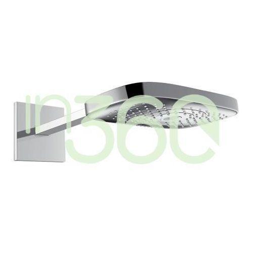 Hansgrohe Raindance Select E deszczownica prysznicowa 300 3S z ramieniem prysznicowym 390 mm DN15 chrom 26468000