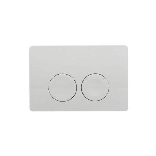 Przycisk spłukujący do stelaża delta21 biały marki Geberit
