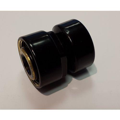 Schlosser Złączka zaciskowa do rury stalowej gw m22x1,5 x gw 1/2 6027 00002.ral 9005 czarna