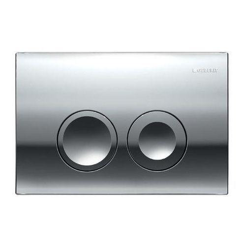 Geberit Delta21 przycisk uruchamiający przedni do spłuczek podtynkowych up100 chrom błyszczący - 115.125.21.1