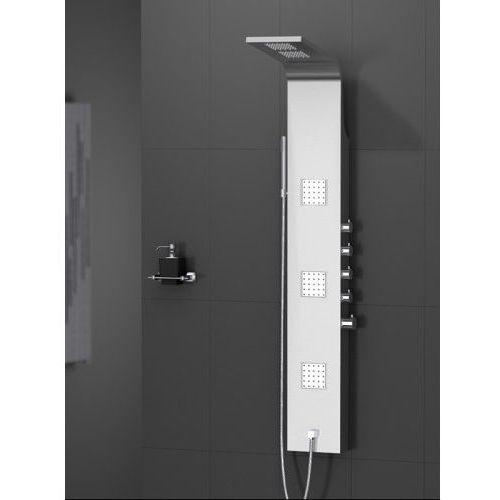 aquos panel prysznicowy natynkowy z termostatem exp-0002 marki New trendy