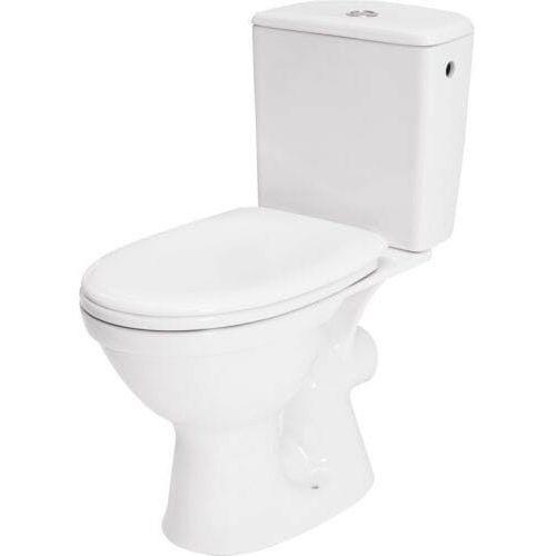 CERSANIT MERIDA Kompakt WC 3/6l, odpływ poziomy K03-014, K03-014
