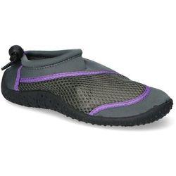 Fioletowe buty do wody ochronne axim 11444 fioletowe marki Axim
