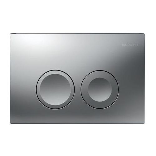 Geberit przycisk spłukujący delta21 chrom mat 115.125.46.1
