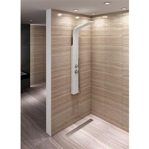 Panel prysznicowy REA 9731 WHITE