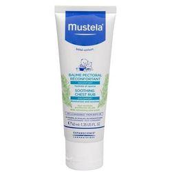Mustela Bébé Soothing Chest Rub balsam do ciała 40 ml dla dzieci (3504105029432)