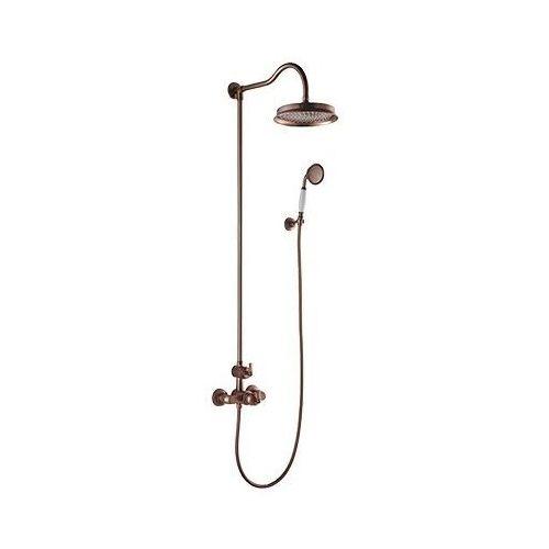 Zestaw prysznicowy armance am5244/6 orb marki Omnires