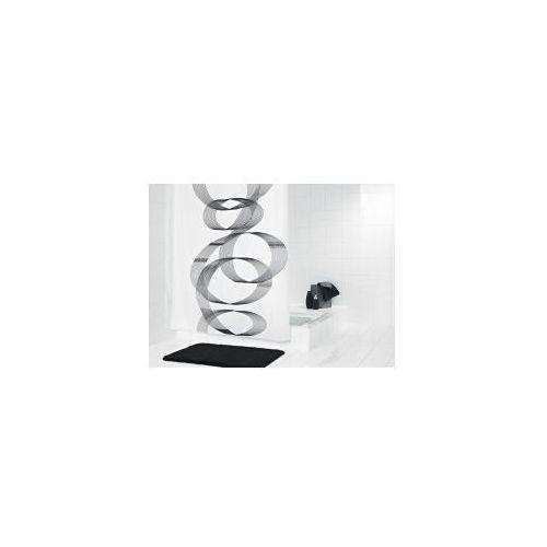 Ridder Loop poliestrowa zasłona prysznicowa 180x200cm 42346
